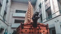Bateau-tortue-The War Memorial Of Korea