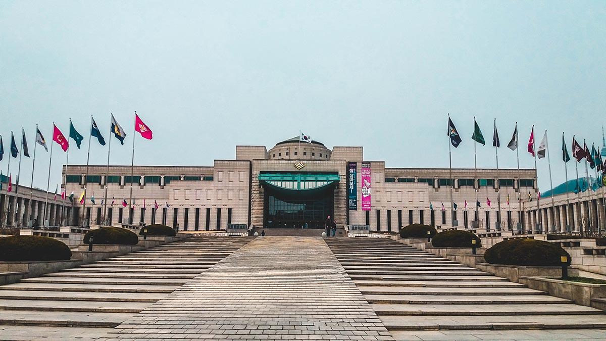 The War Memorial Of Korea-Séoul-1