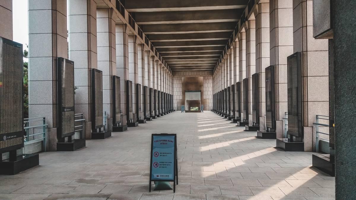 The-War-Memorial-Of-Korea-hall