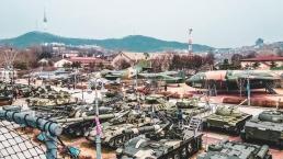 The War Memorial Of Korea-Séoul-2