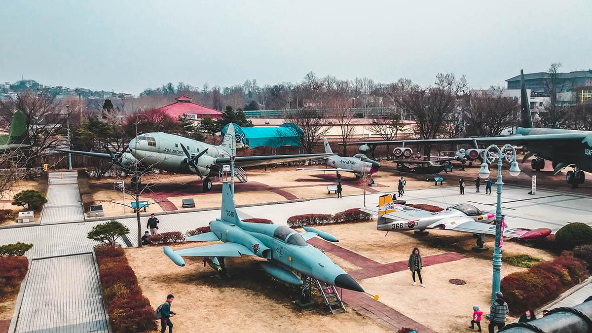 The War Memorial Of Korea-Séoul-3