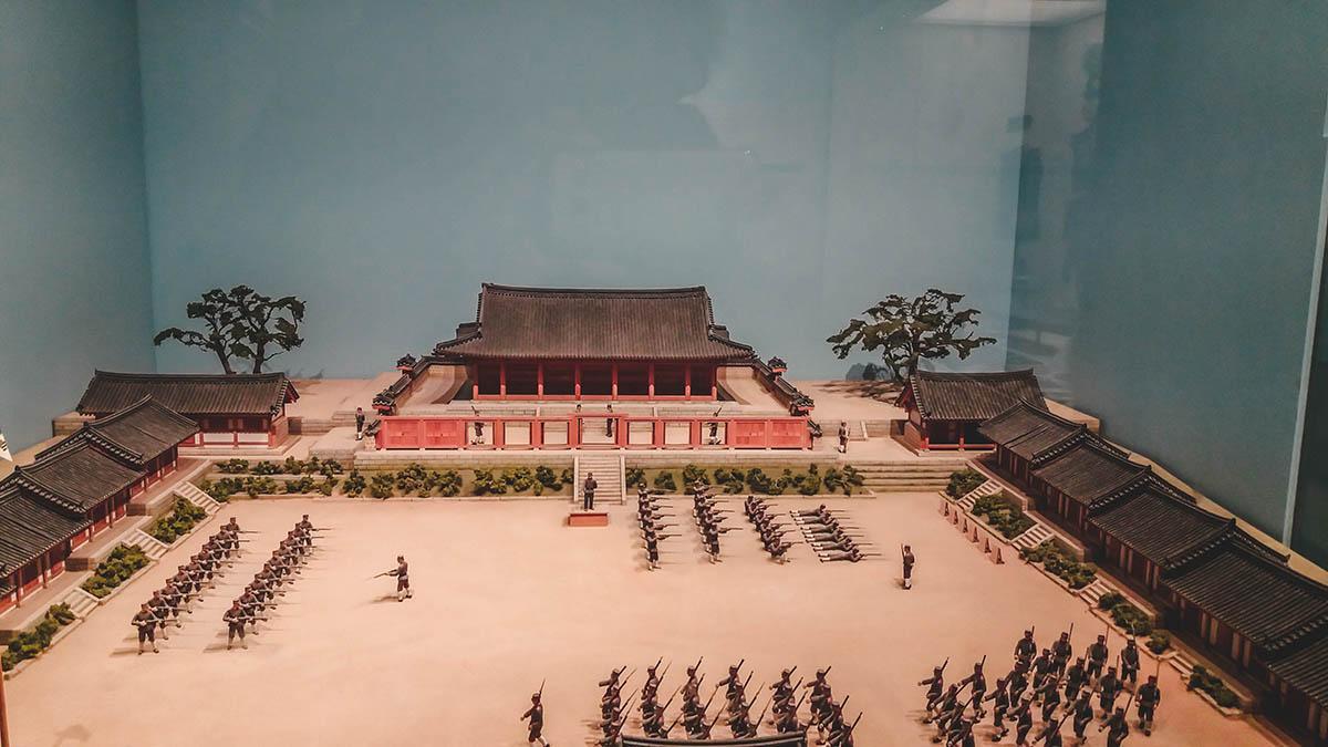 The War Memorial Of Korea-Séoul-6