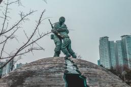 The War Memorial Of Korea-Séoul-Corée du Sud
