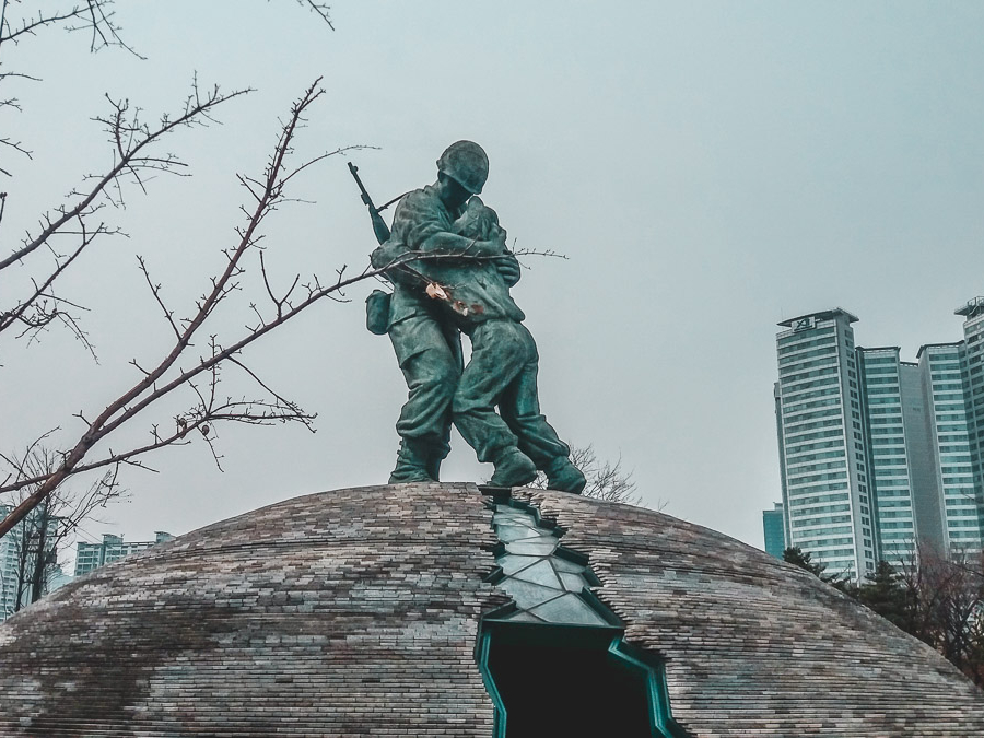 The War Memorial Of Korea-Séoul-Corée du Sud