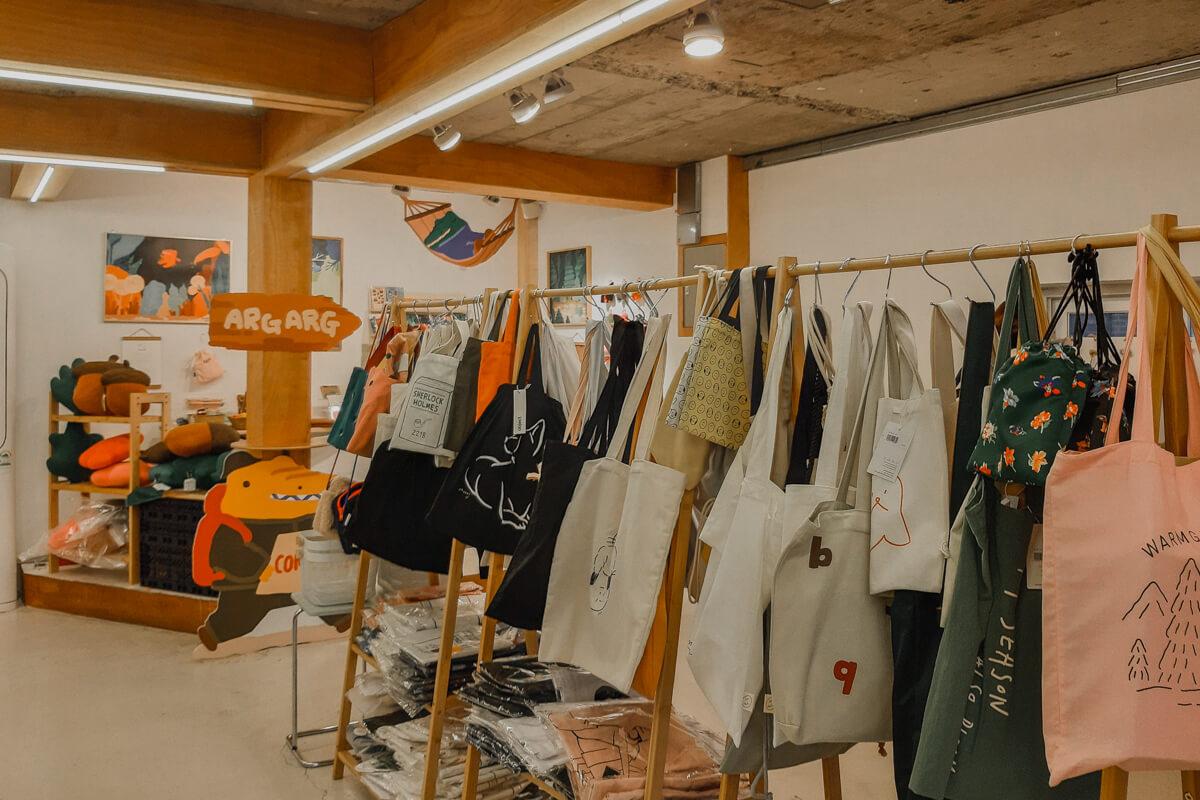 object concept store hongdae seoul