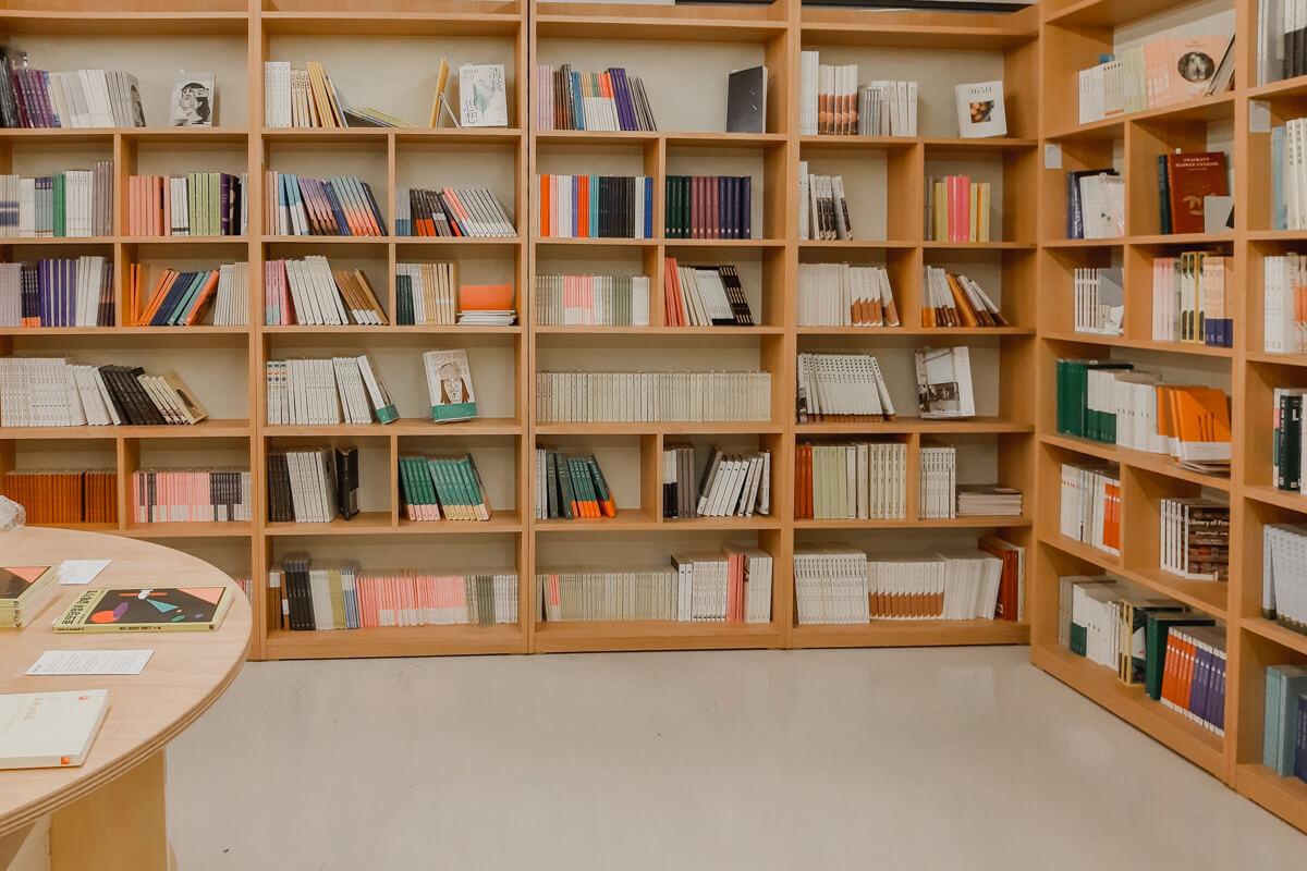 object hongdae librairie