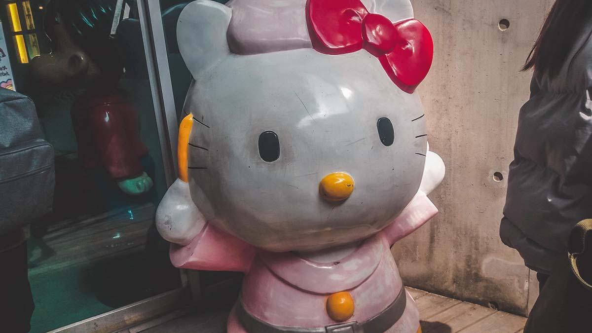Heyri Art Village, Hello Kitty