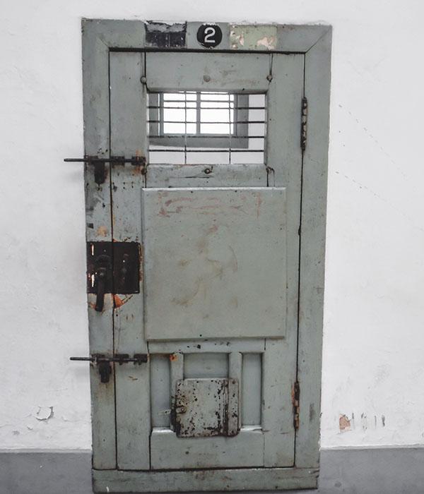 prison seodaemun cellule