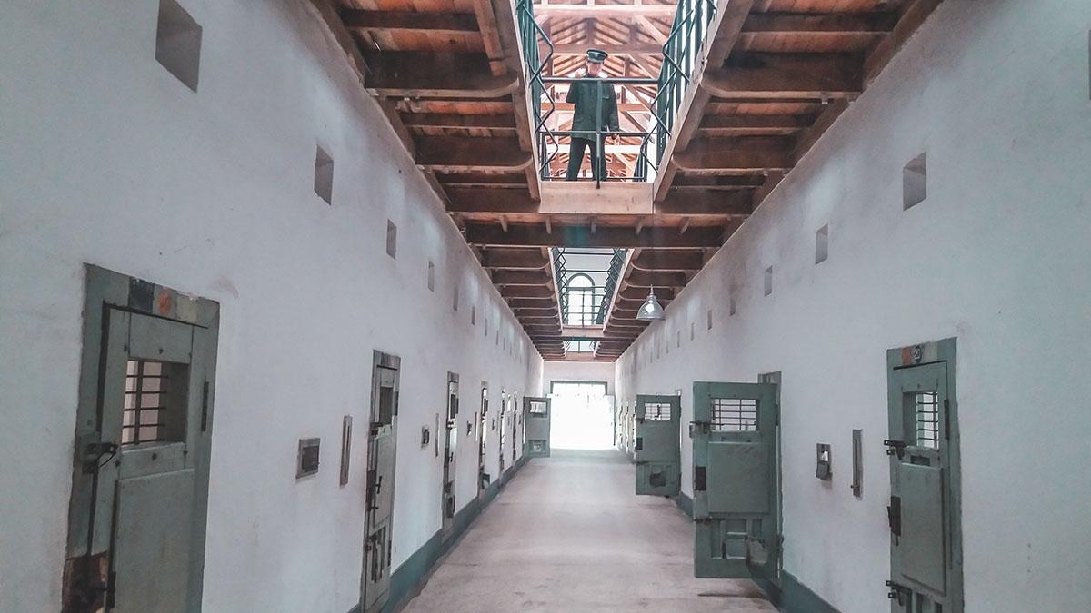 prison seodaemun couloir