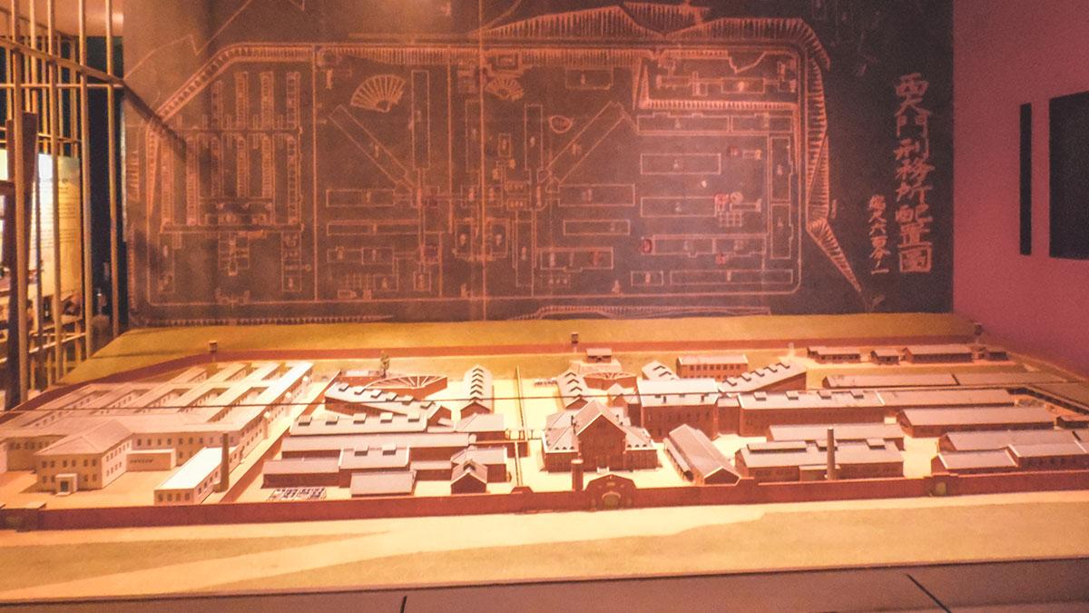prison seodaemun maquette