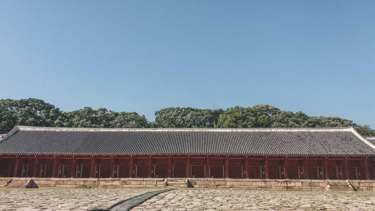 Sanctuaire de Jongmyo : Découverte et informations