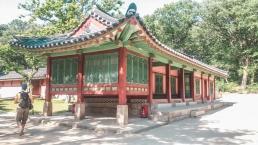 Mangmyoru au sanctuaire Jongmyo