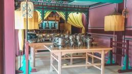 Sanctuaire de Jongmyo salle des esprits