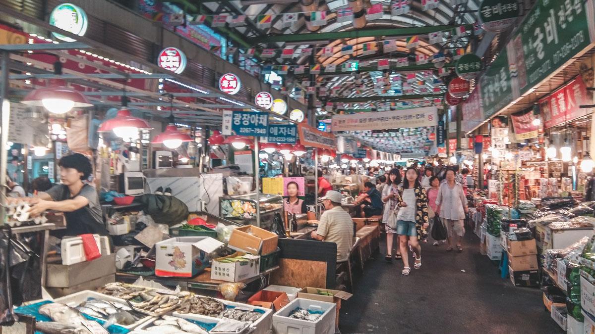 marché gwangjang