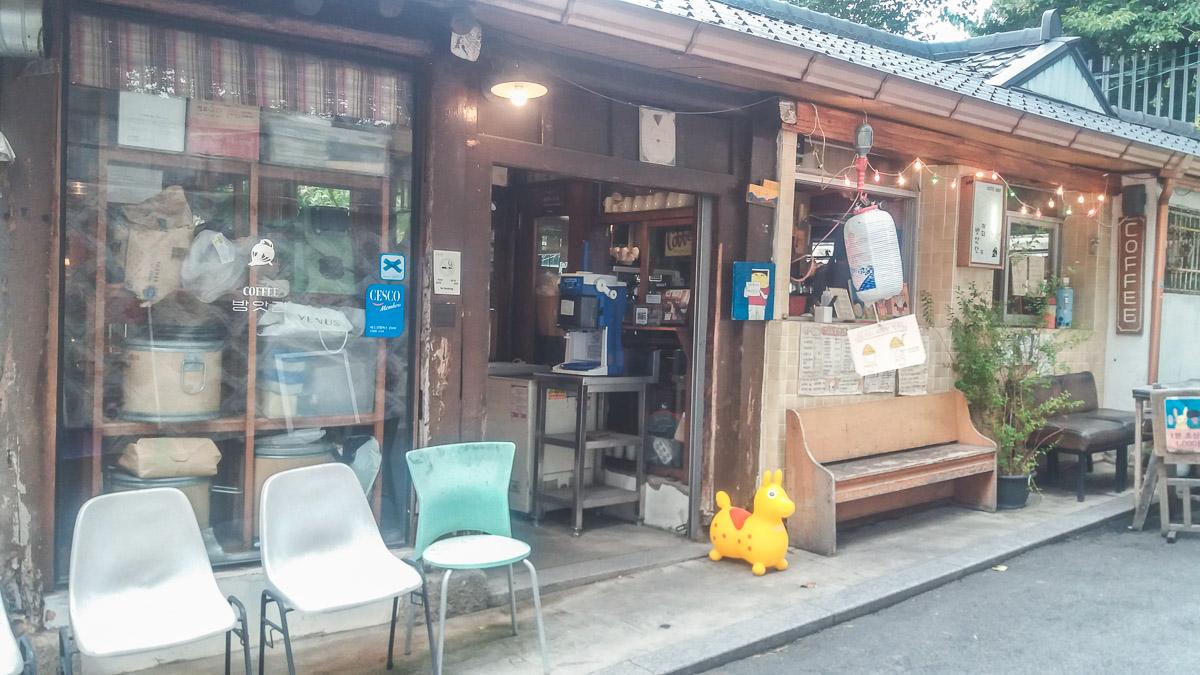 Bukchon-ro 5 Gagil café