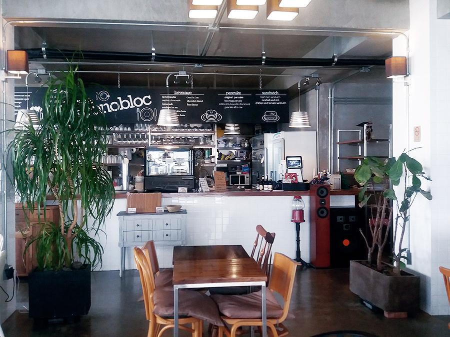 Cafe Monobloc hongdae