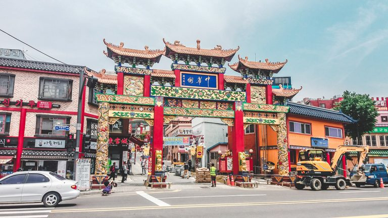 Chinatown à Incheon : Découverte du quartier