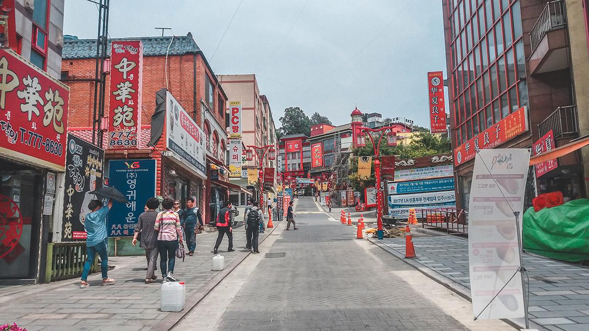 Chinatown incheon