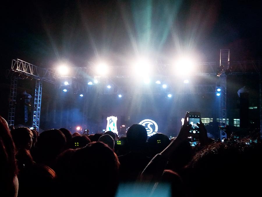 Festivals universités Corée