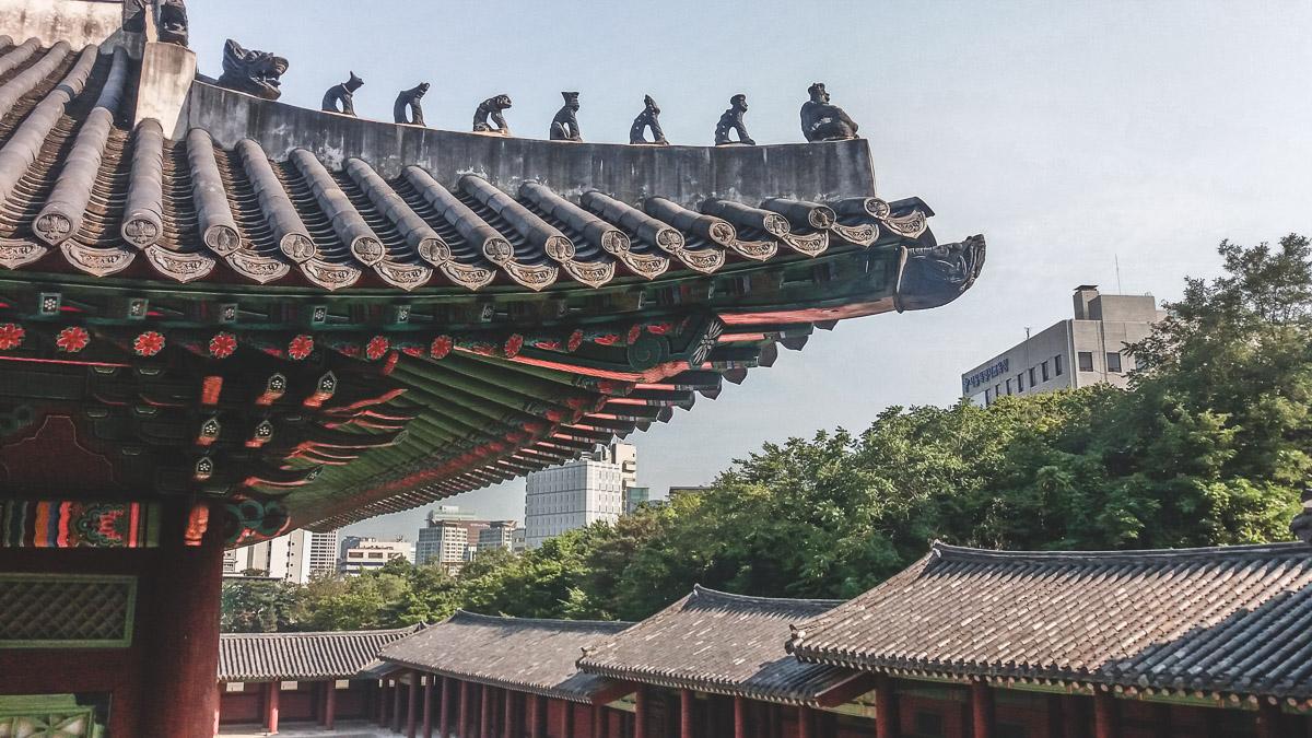 Gyeonghuigung Sungjeongjeon