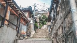 Samcheong-dong quartier