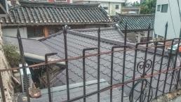 Samcheong-dong toit des hanoks