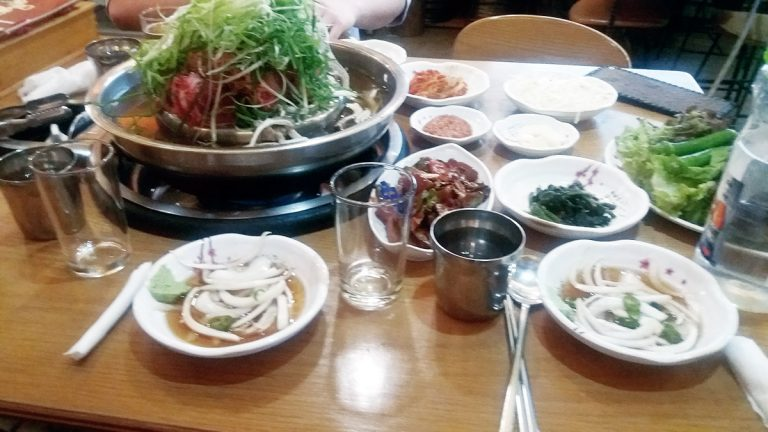 Restaurant de Bulgogi