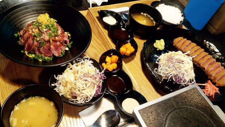 Restaurant japonais spécialisé dans le gyu-katsu & suteki-don