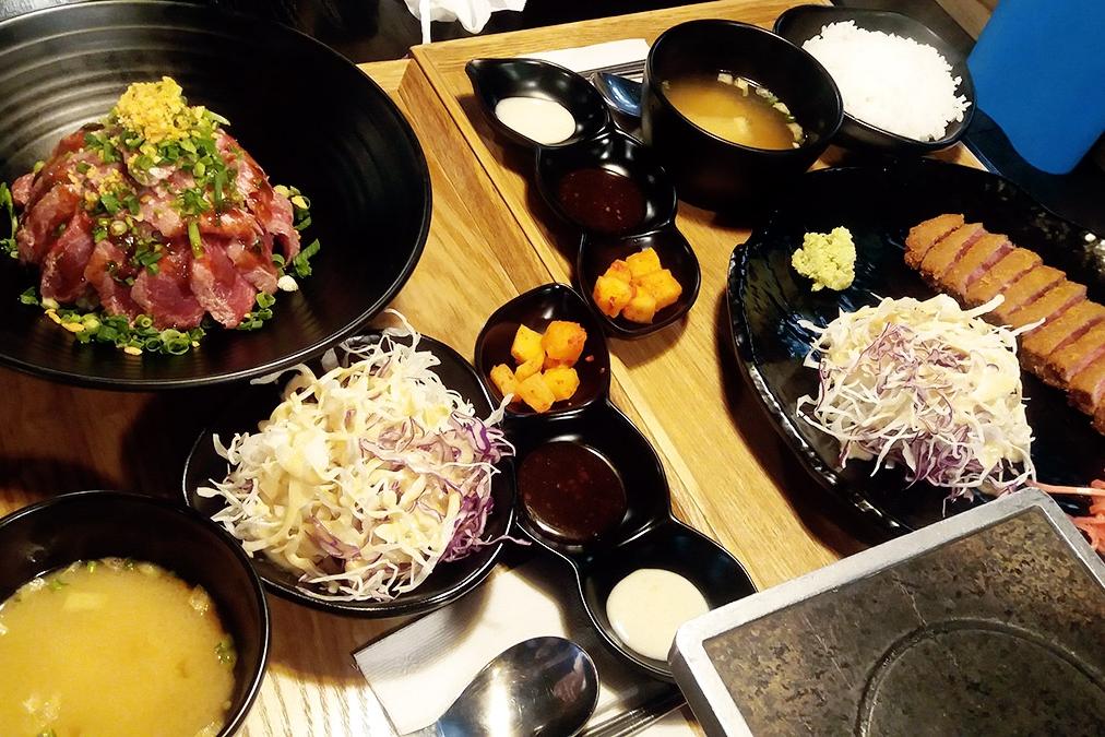 restaurant japonais hongdae