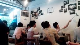restaurant nord-coréen Séoul