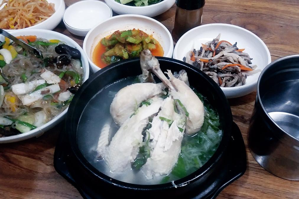 restaurant traditionnel insadong séoul
