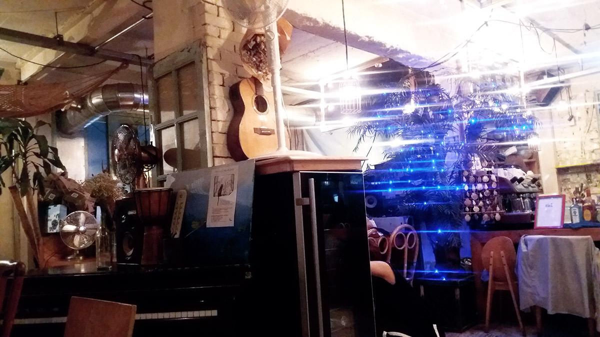 hongdae cafe restaurant 36-5c summer