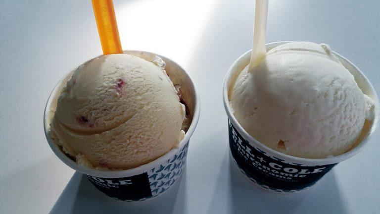 Feel+cole : La meilleure glace que j'ai mangé à Séoul