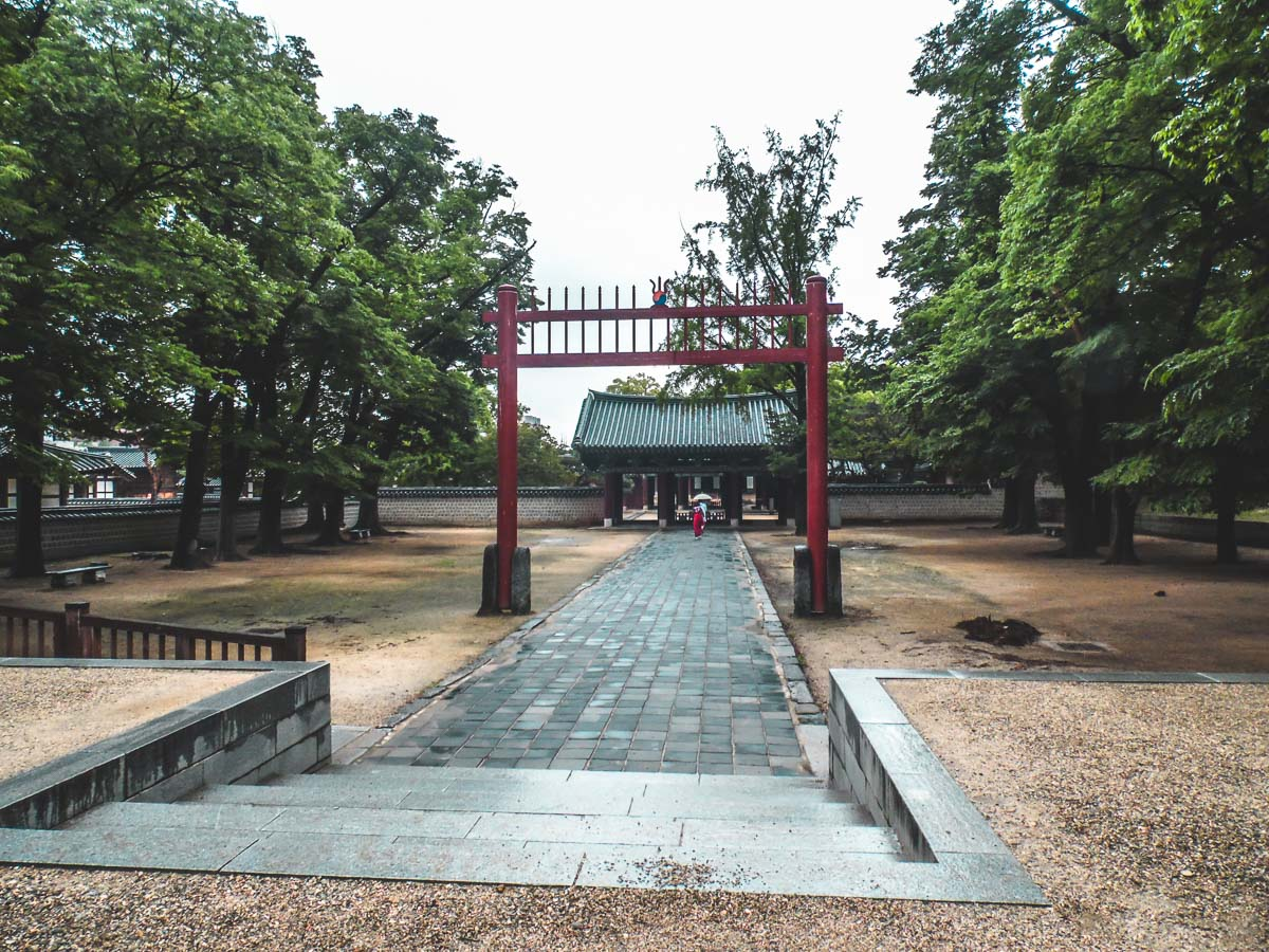 Hongsalmun à Gyeonggijeon