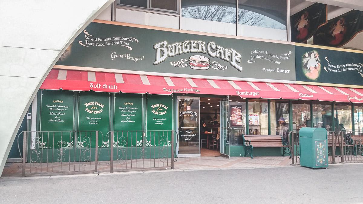 Everland Burger cafe