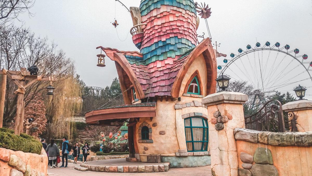 Everland Resort Magic Land