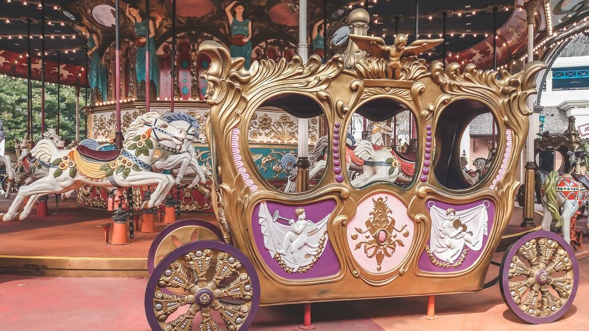 Everland carrousel