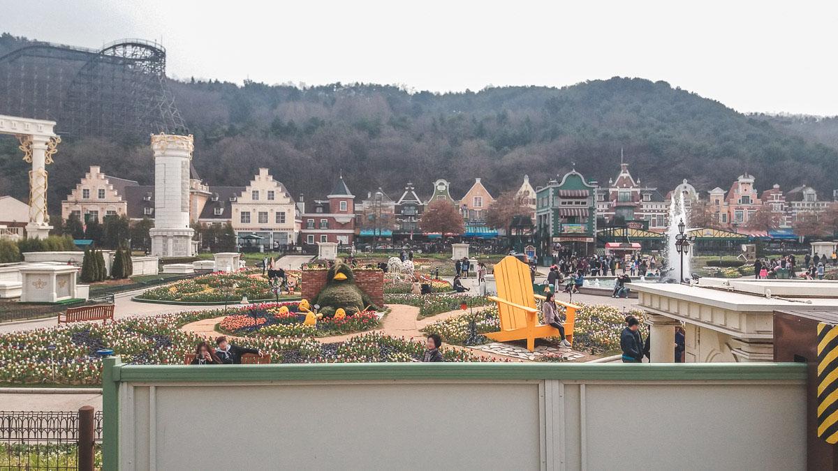 everland parc d'attraction