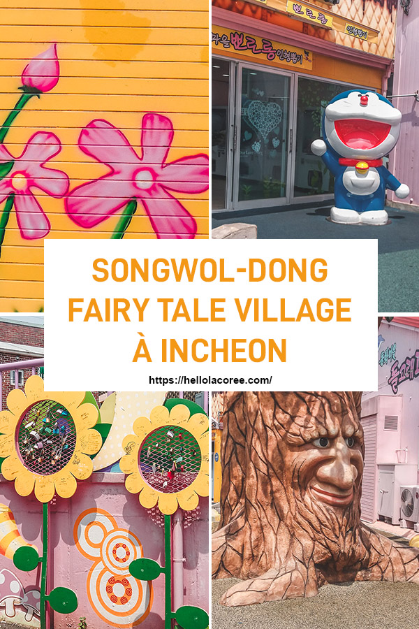 Songwol-dong Fairy Tale Village
