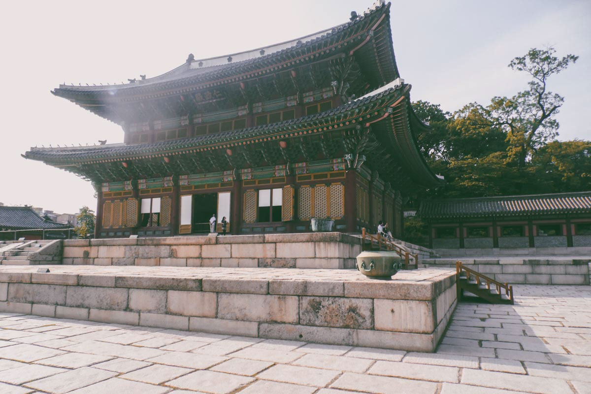 changdeokgung injeongjeon
