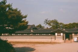 Nakseonjae un complexe de bâtiments à Changdeokgung