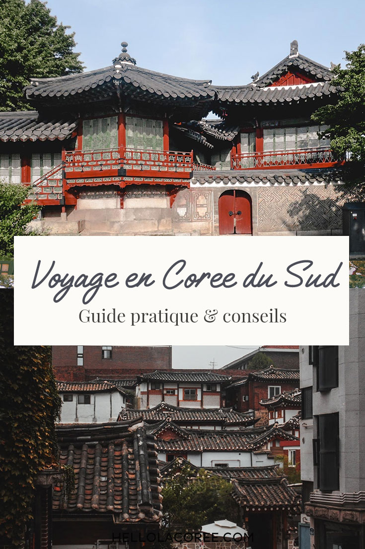 Voyager en Corée