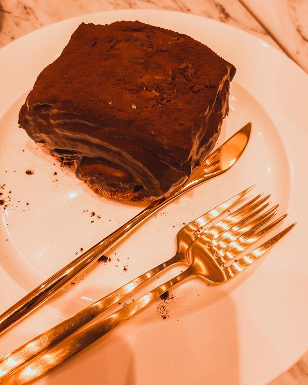 Stylenanda Pink Pool Cafe Pain au chocolat
