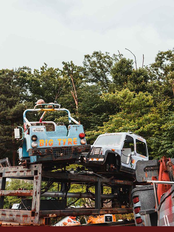 Yongma Land : Parc d'attractions abandonné à Séoul, Corée du Sud
