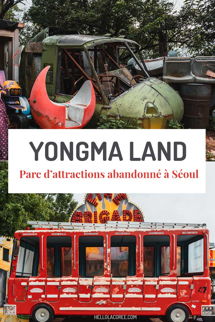 Yongma Land Corée