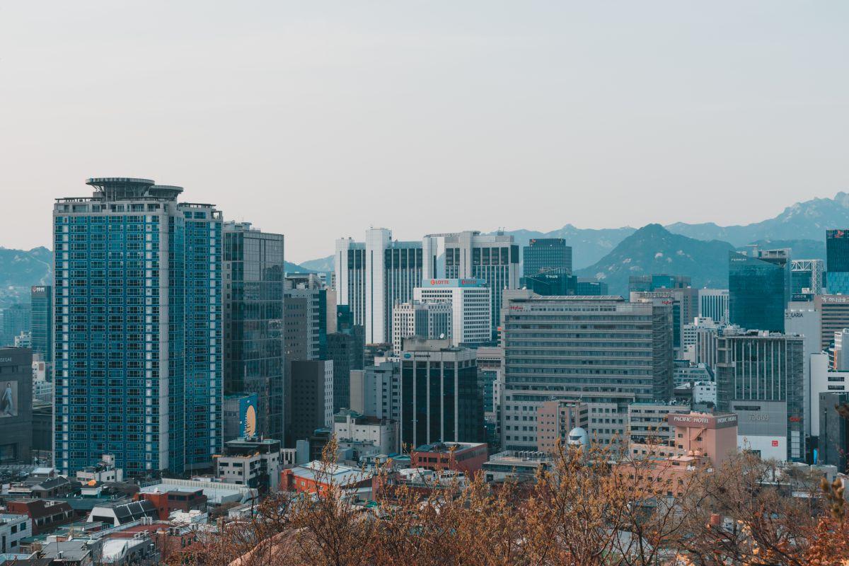 Namsan Park Séoul Corée du Sud
