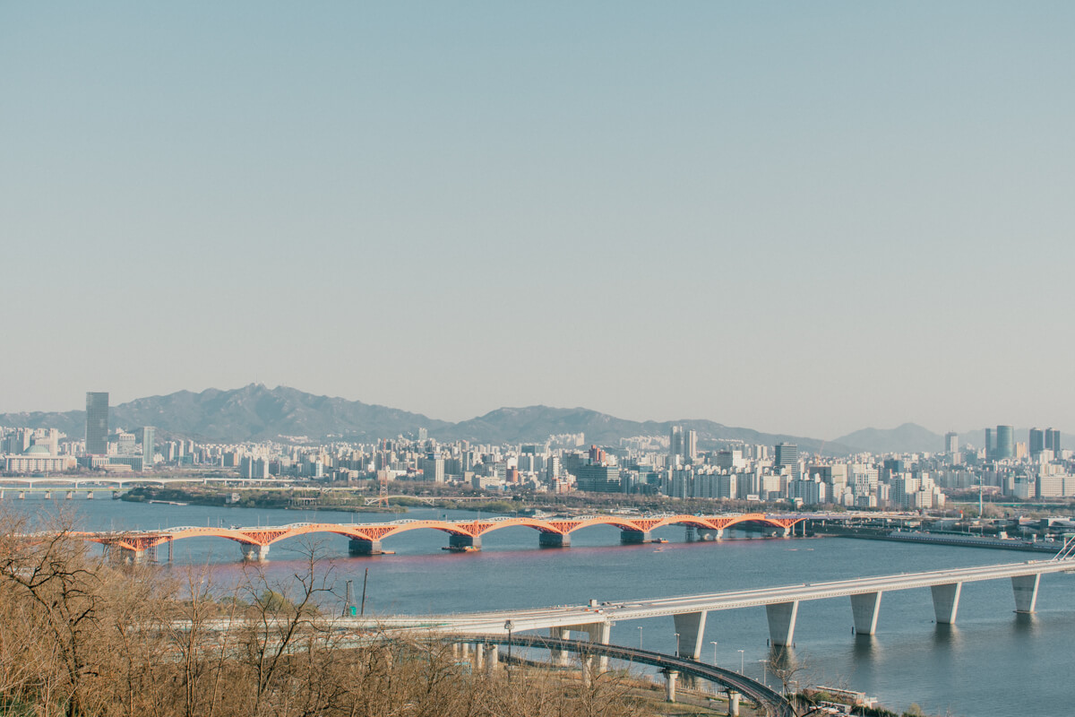 Haneul Park Mapo-gu Séoul