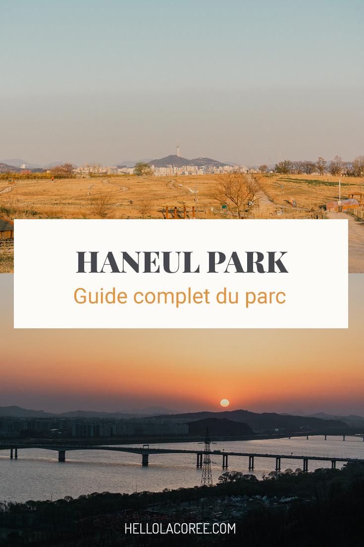 Séoul Haneul Park