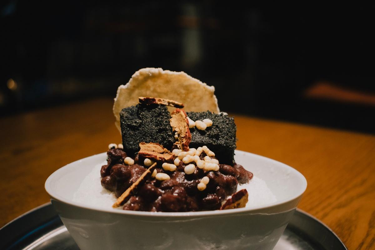 Bingsu dessert coréen à manger en été
