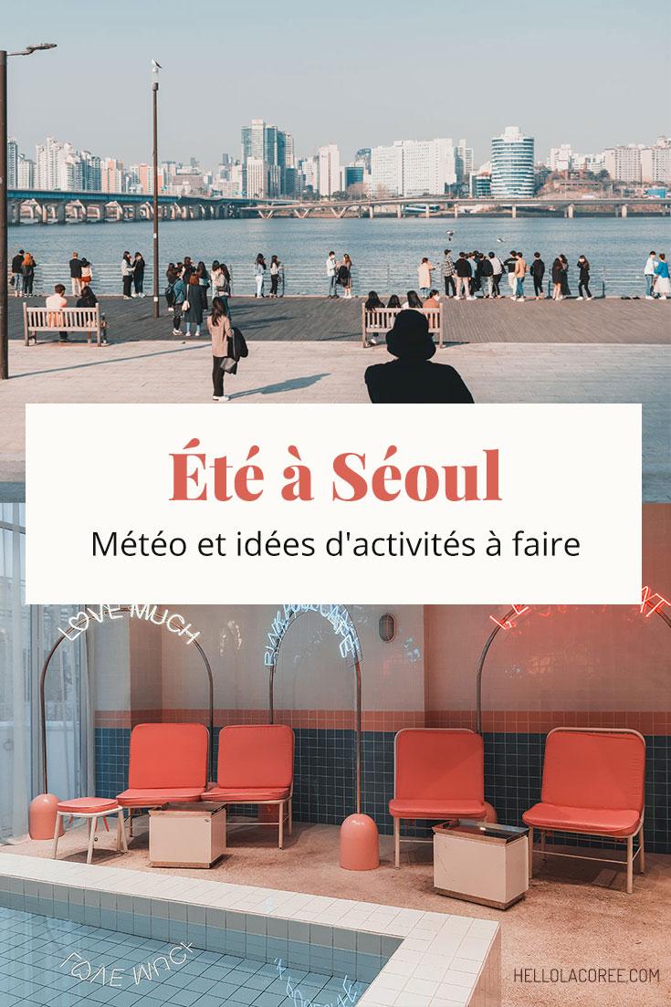 Que faire l'été à Séoul